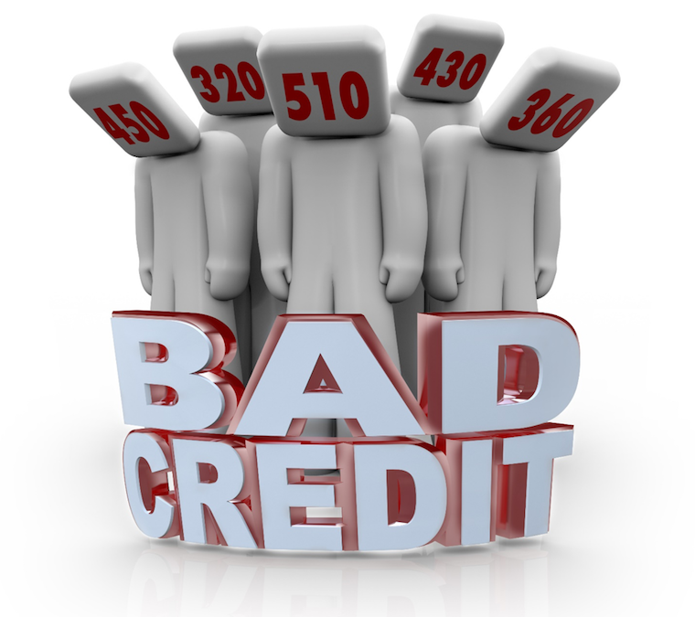 How Bad Credit Happens And Tips To Rebuild