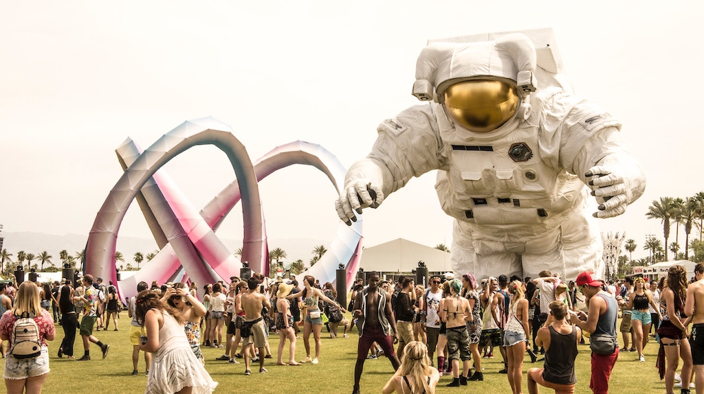 6 of the Top Music Festivals in the U.S. and Europe in Summer
