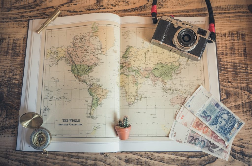 5 Tips for Traveling the World on a Budget