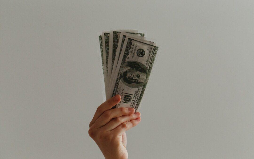 5 Ways To Raise Cashflow